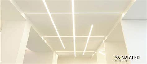 illuminazione lineare ghost lada lineare trimlessessenzialed