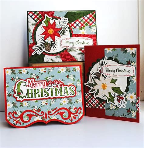 free silhouette cameo christmas cards cut file 10 best images about tutorials from paper garden projects