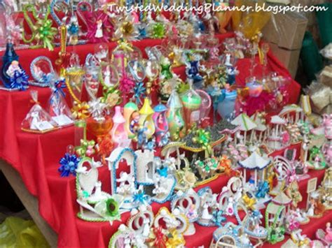 Debut Giveaways Divisoria - wedding giveaways ideas divisoria imbusy for