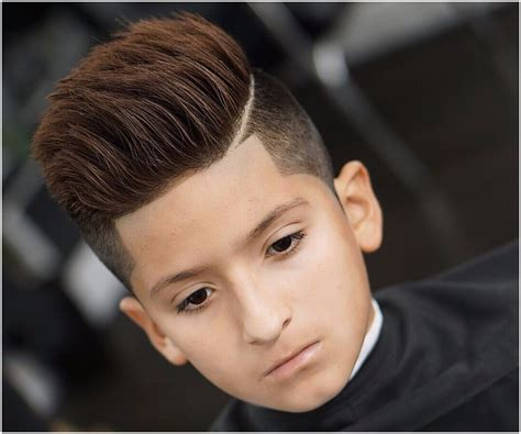 Hair Style For Boys by Boy New Hairstyle Fade Haircut