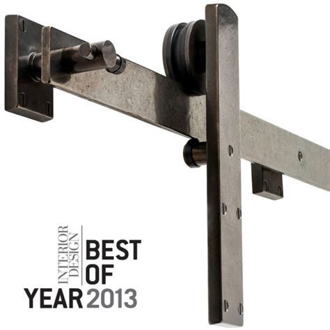 Barn Door Hardware Kits From Designer Finishes Custom Barn Door Track Systems