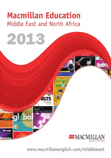 Mba Teaching In Middle East by Macmillan Elt Catalogue Middle East And Africa By
