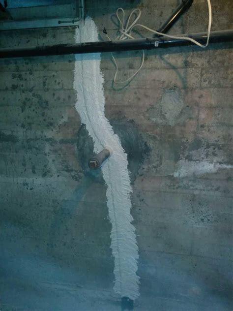 cracked basement floor repair roots fixing a basement wall in hudson fix in