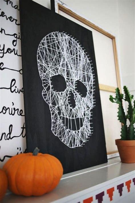 Skull String - skull string crafts