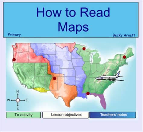 how to read a map smart exchange usa how to read maps