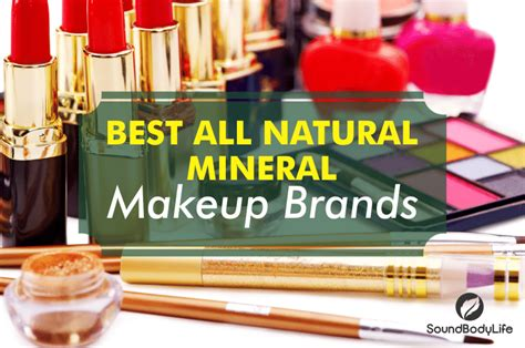 the best mineral makeup 12 best mineral makeup brands organic and all