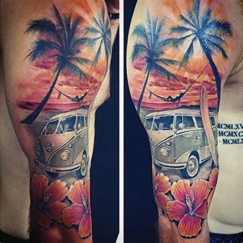 surf flower tattoo designs 60 awesome tattoos nenuno creative