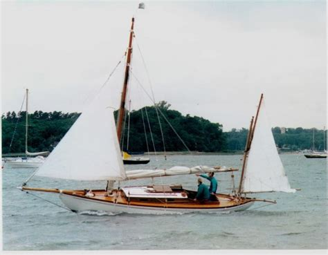 small boat yawl albert strange wooden sailing yawl for sale