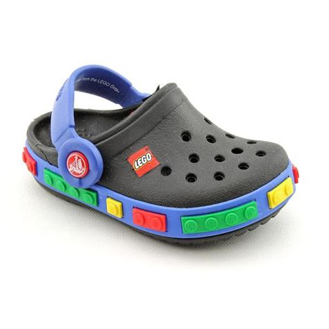 Crocs Band Lego crocs boy s crocband lego clog synthetic casual
