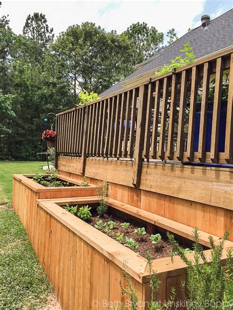 Backyard Fences And Decks by 5 Ways To Elevate Your Backyard Deck Capital Deck And Fence