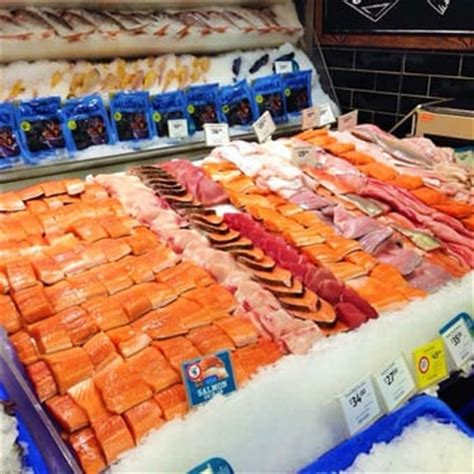 seafood section coles supermarkets 1 bay st glebe broadway new south