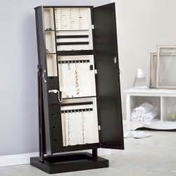 Mirror With Jewelry Cabinet 3 Best Mirrored Jewelry Armoire With Discount Price Home