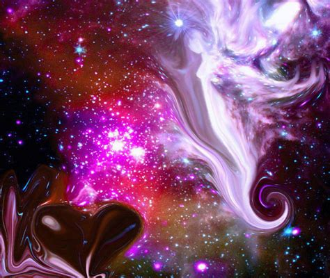 celestial art spiritual wall decor reiki healing