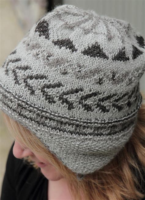 peruvian knitting peruvian earflap hat pattern by ellis libraries