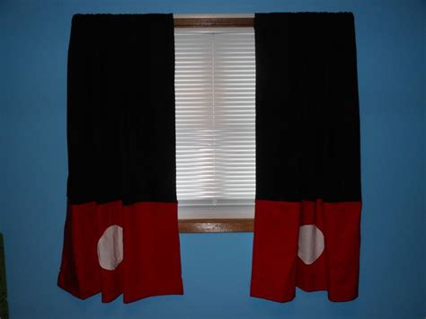 mickey mouse bedroom curtains 25 best ideas about mickey mouse curtains on