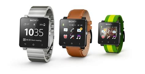 Smartwatch Sony 2 Reloj Inteligente Sony Smartwatch 2 Sw2 149 99 Tech4u