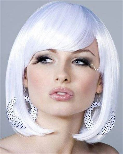 hair cuts for white hair white hair love silver grey hair pinterest