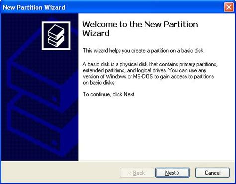 windows xp cd format hard drive how to install partition format or reformat a wd