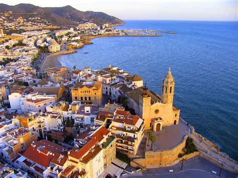 barcelona spain sitges the best day trip from barcelona