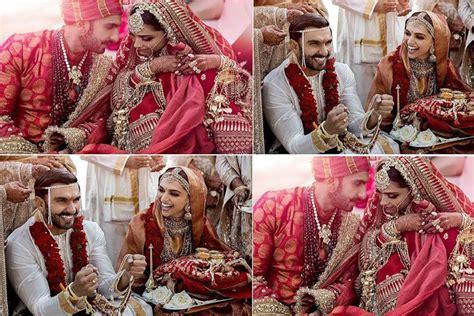 actress deepika singh marriage photos deepika padukone and ranveer singh wedding tie the knot in