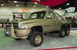 dodge ram t rex concept truck