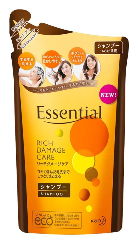 Kao Curel Hair Conditioner 200ml kao essential shoo conditioner rich damage hair care