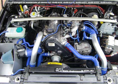 volvo  turbo   pressure hoses