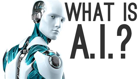 artificial intelligence what is artificial intelligence exactly