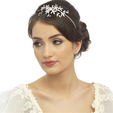 Vintage Wedding Hairstyles With A Headband by Vintage Wedding Hairstyles With Headband For Unique Look