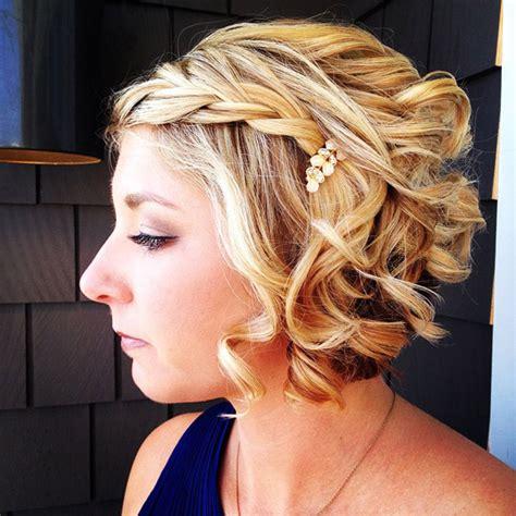 Hochsteckfrisuren Hochzeit Kurze Haare by Hochsteckfrisuren Kurze Haare Locken Die Besten Momente
