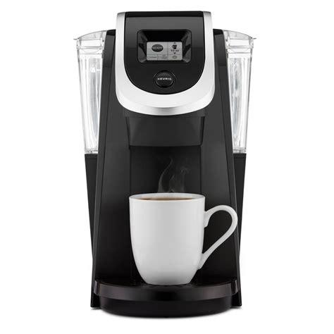 Keurig K200 Plus Single Serve Coffee Maker 119256   The Home Depot