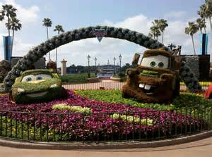 Epcot Flower And Garden Festival Food Epcot Flower And Garden Festival The Theme Park Of Walt Disney Margarite Gardens
