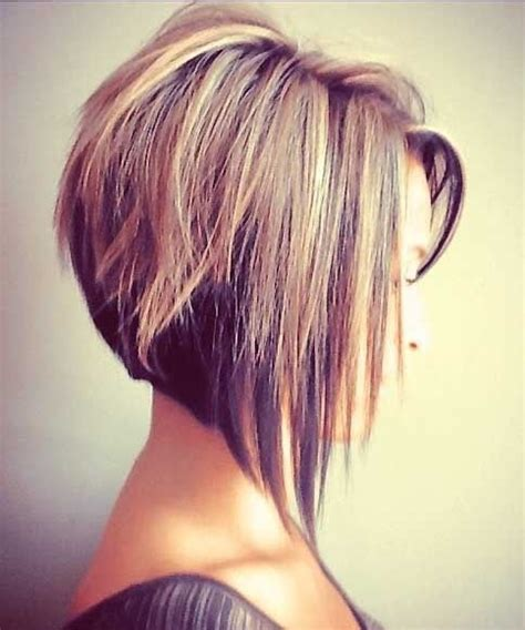 how to cut angled bob haircut myself best 25 reverse bob ideas on pinterest reverse bob