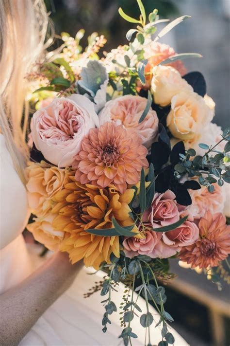 best 25 september wedding flowers ideas on