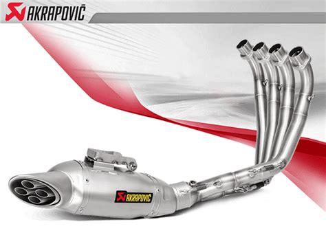 Filter Udara Honda Spacy Fast Bikes Tuning akrapovic racing line titanium honda cb650f abs 2014 14 gt exhaust system ebay