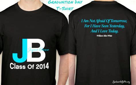 Housewarming Gifts by Matching Graduation Day T Shirts Thoughtful Gifts