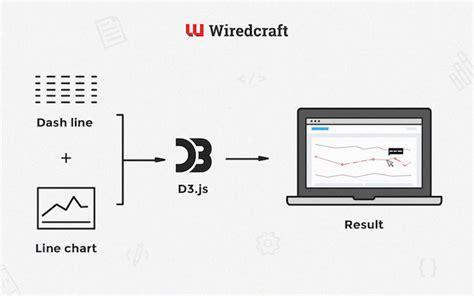 d3 js layout algorithms dashed line segmentation in d3 js wiredcraft