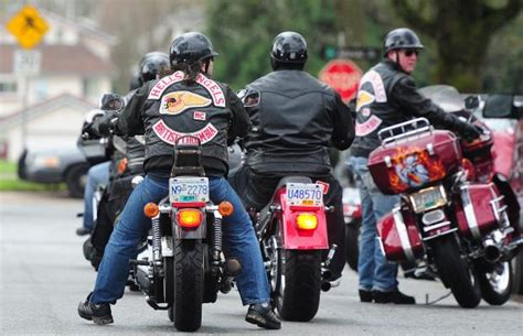 hells angels memorial ride