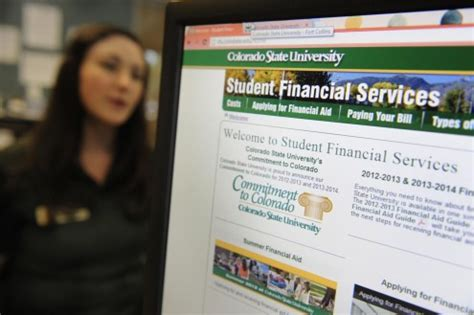 Colorado State Financial Aid Office by Lack Of Information May Be Cause Of Student Loan Apathy