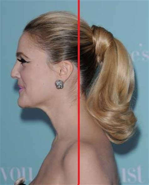 short hairs back of neck poney tail warning that bad posture could shorten your life rosetta