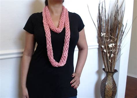 what to make out of yarn without knitting how to make no crochet or knit scarf just yarn and