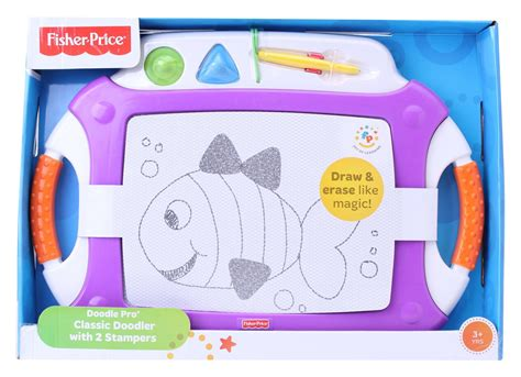 fisher price doodle fisher price doodle pro classic doodler with 2 sters