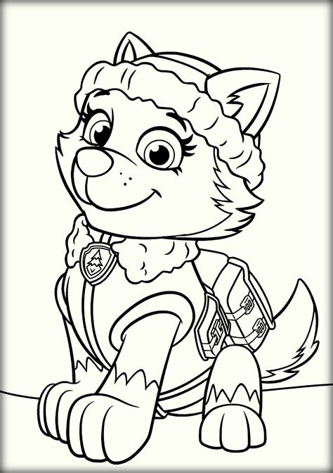 coloring pages paw patrol ryder paw patrol ryder coloring pages coloring pages