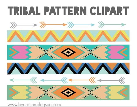 tribal pattern clipart tribal pattern clipart 41