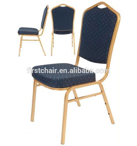 used stackable restaurant chairs foahan quality steel stacking hotel banquet chair for