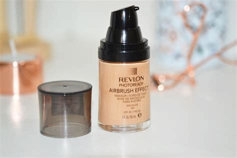 Base Makeup Revlon base photoready revlon airbrush effect cinderela de mentira