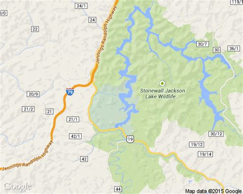 where is lake jackson on map stonewall jackson lake house and cabin rentals
