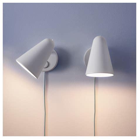 Ikea Fubbla Lu Kerja Putih fubbla applique blanc ikea