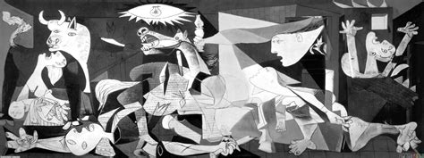 pablo picasso paintings guernica insignificant significance picasso guernica 1937