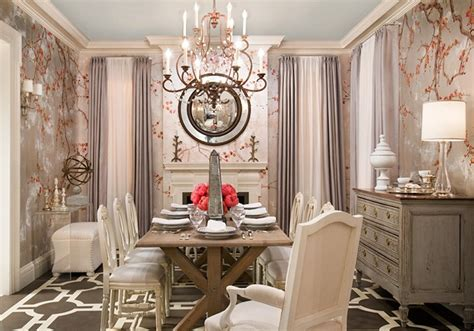 elegant dining room dine wine and a glorius time classy and chic dining room